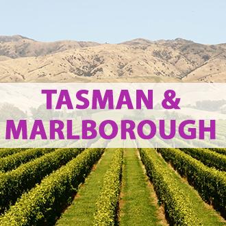 Tasman & Marlborough