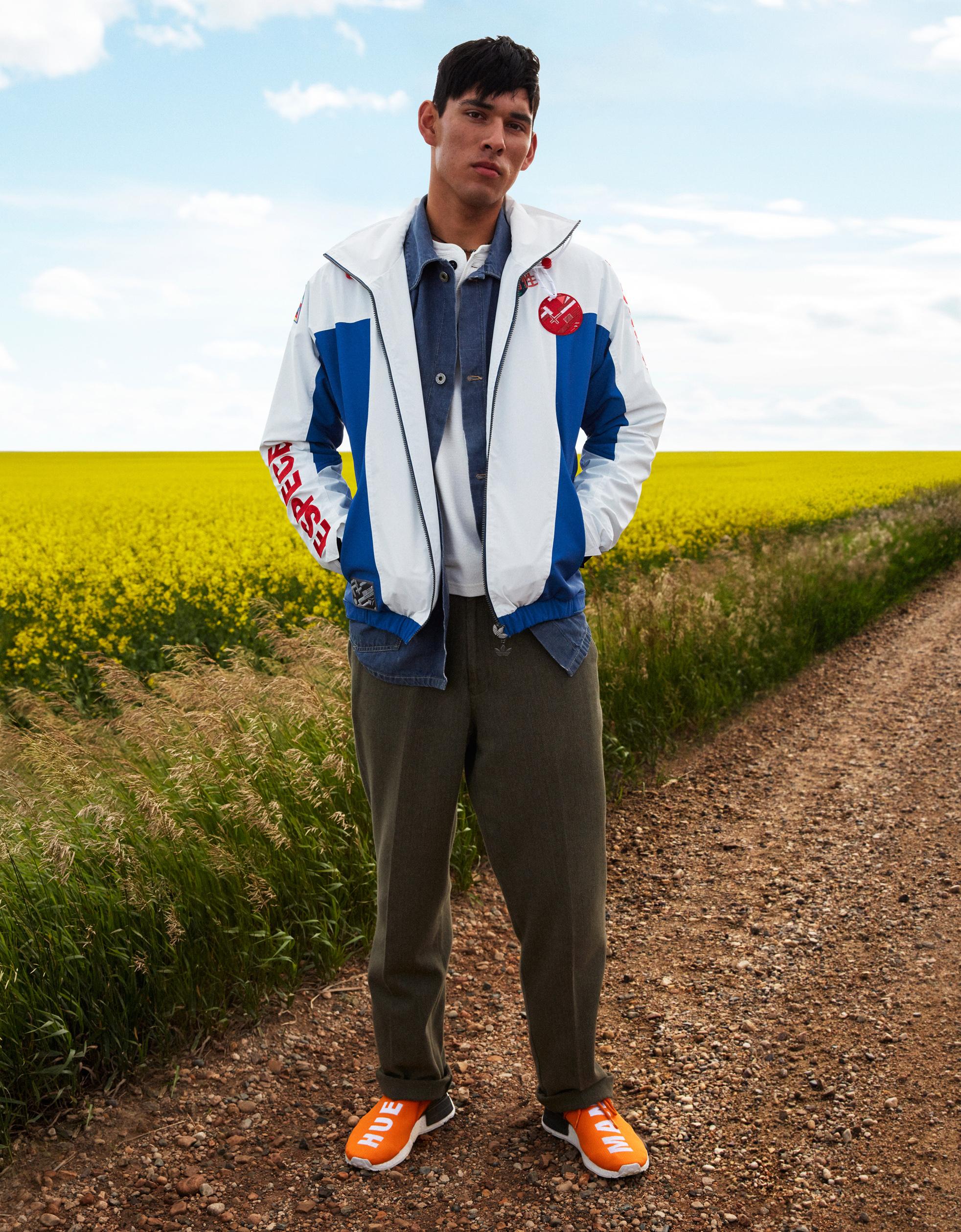 Pharrell S New Hu Collection With Adidas Originals Viva