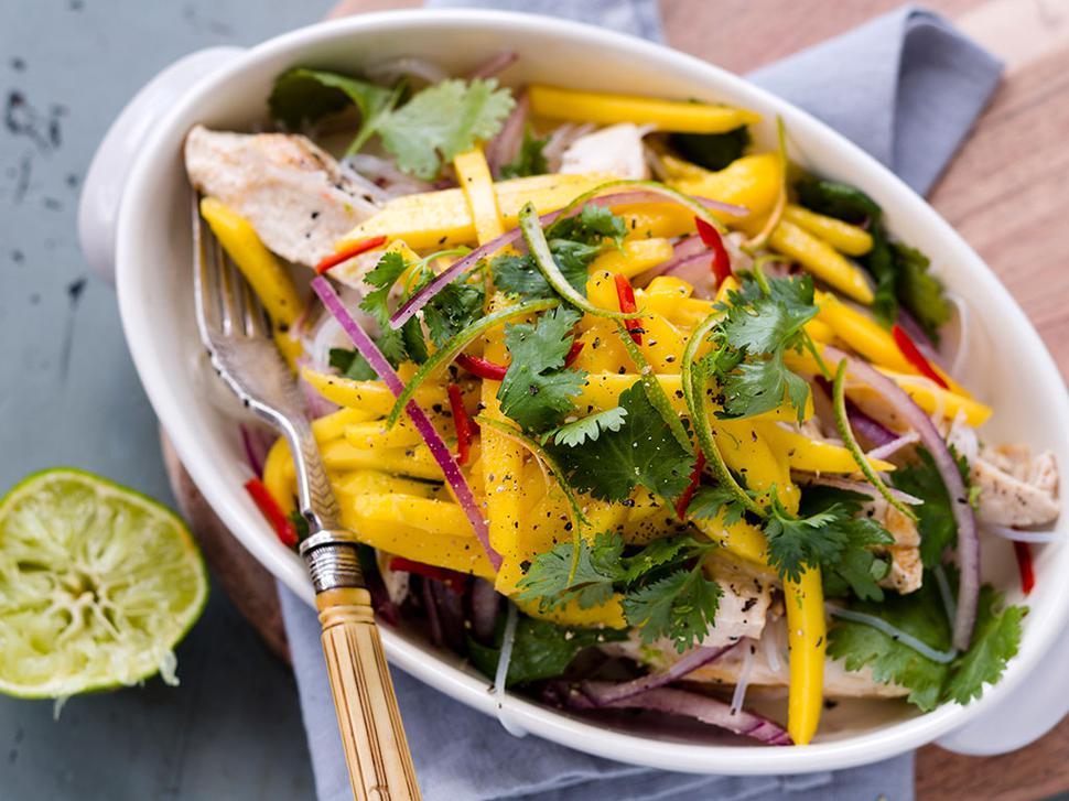 Recipe: Chicken and Mango Salad - Viva