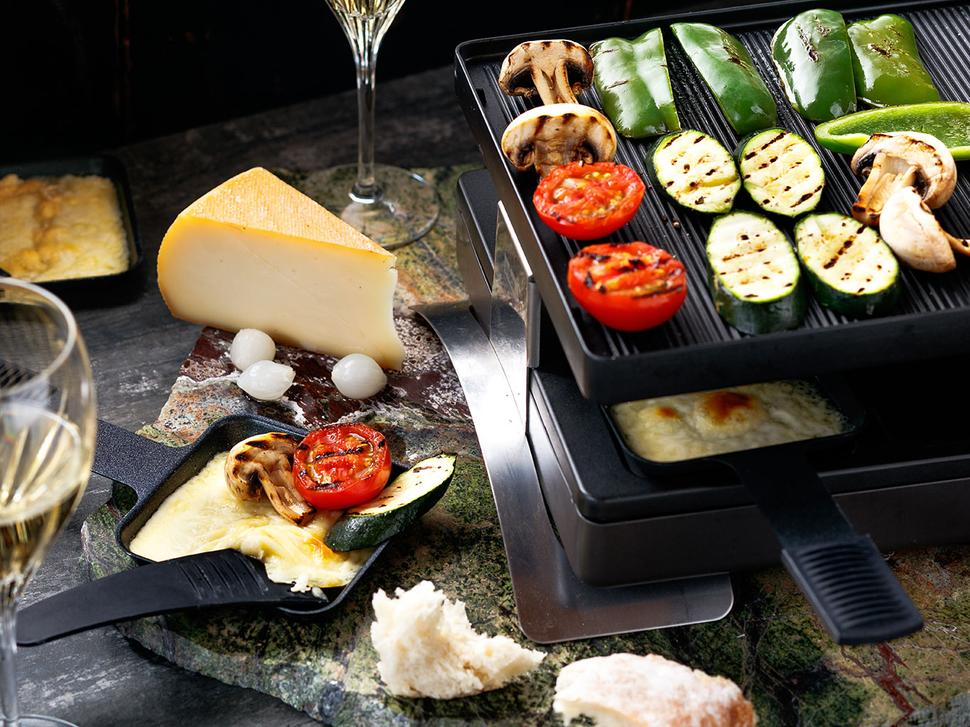 Image result for raclette