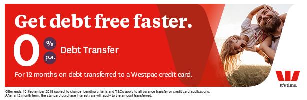 Westpac - Grab Deal