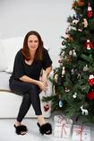 Father Rabbit Founder Claudia Zinzan Shares Her Christmas Style