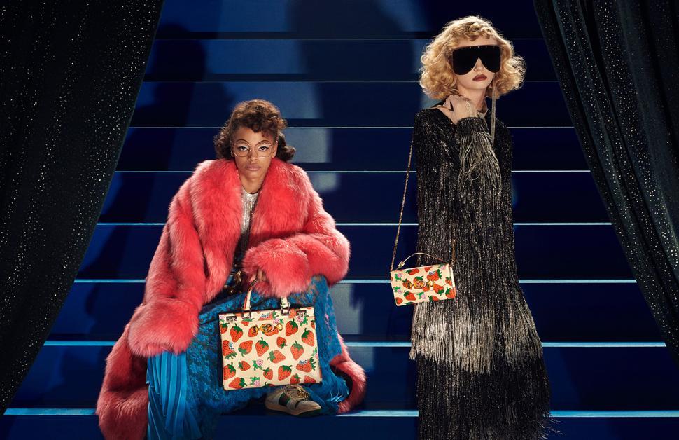 19dc7755 The latest Gucci Zumi handbag collection. Photo / Supplied.
