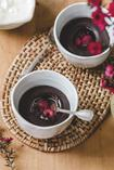 Homegrown Kitchen's Double Chocolate Raspberry Puddings
