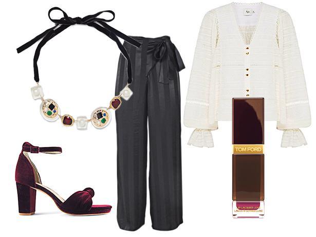 e7a30188042 3 Jewel-Toned Outfits To Wear To An Autumn Wedding - Viva