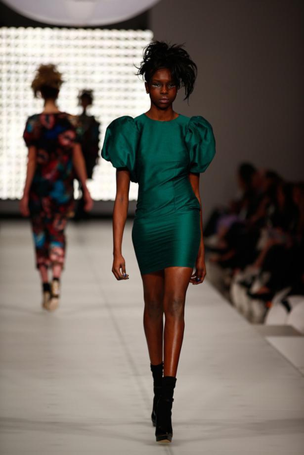 Trelise Cooper at NZ Fashion Week - Viva