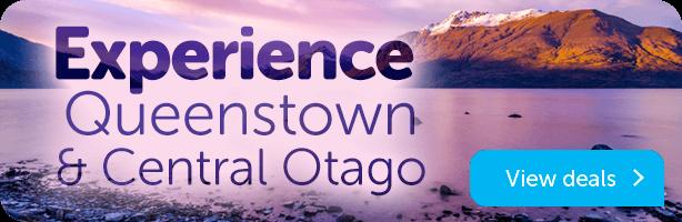 Experience Queenstown & Central Otago - View Deals