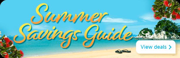 Summer Savings Guide