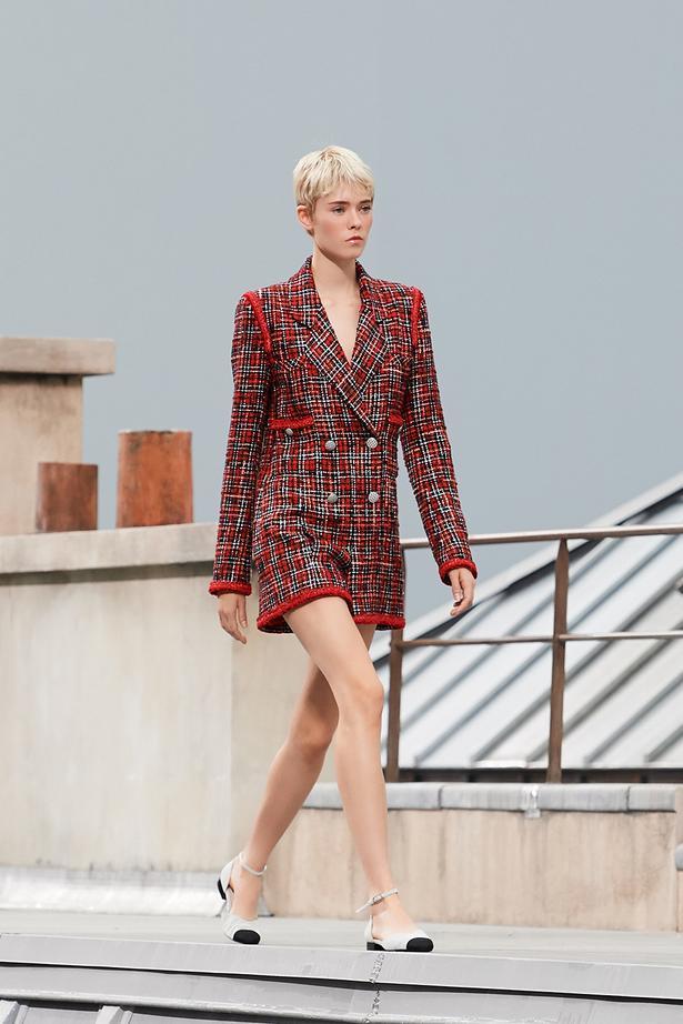 Runway Highlights Chanel Spring Summer 2020 At Paris Fashion Week Viva