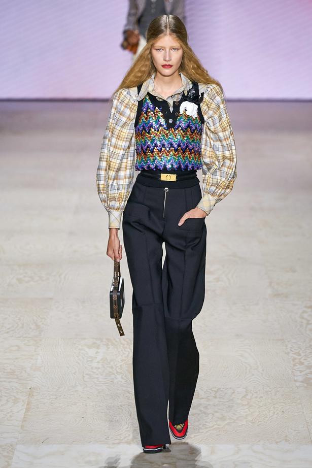 Runway Highlights Louis Vuitton Spring Summer 2020 At Paris Fashion Week Viva