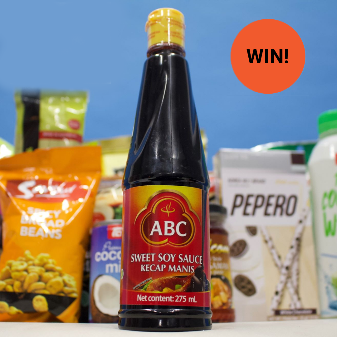 Win an ABC Hamper!