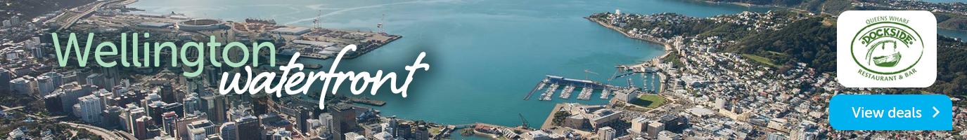 Wellington Waterfront - View Deals