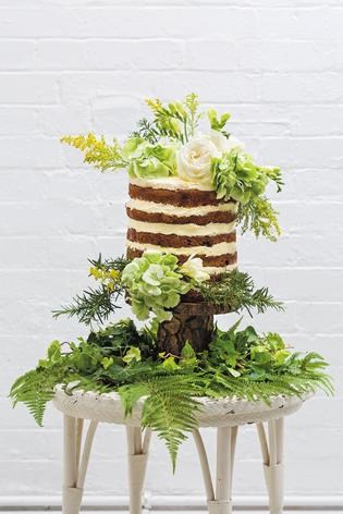 Homemade Wedding Cake.Diy Wedding Carrot Cake Recipe Viva