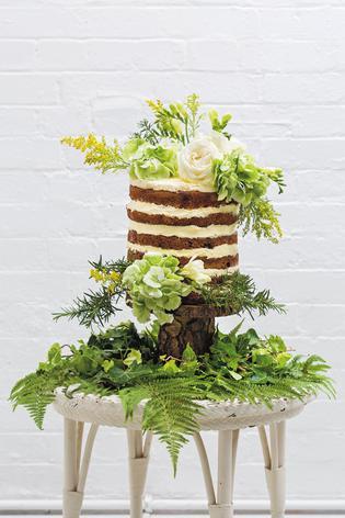 Diy Wedding Carrot Cake Recipe Viva