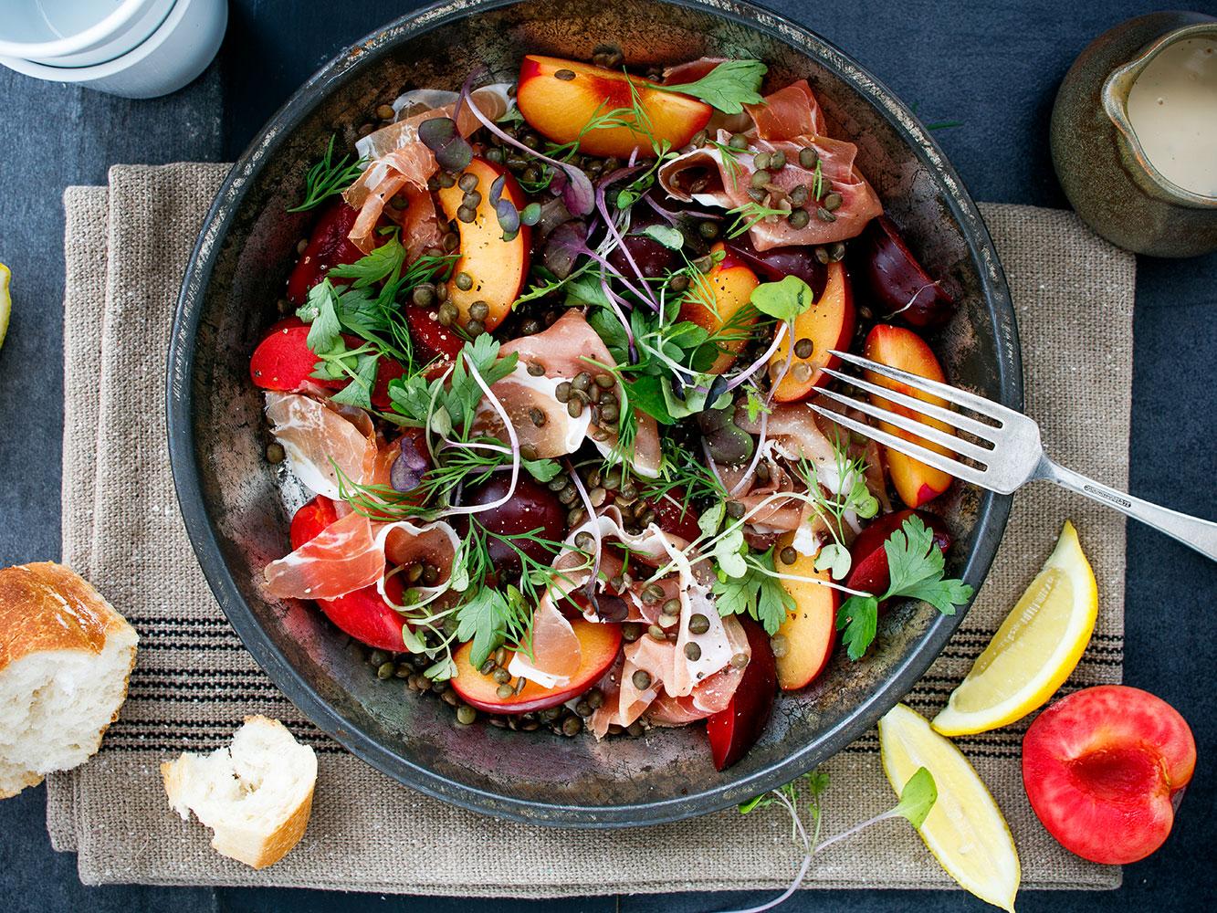 Fresh and Inspiring Salads for Summer - Viva