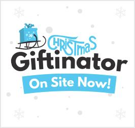 GrabOne Christmas Giftinator