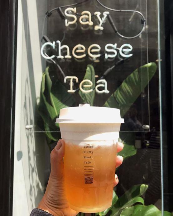 Cheese Tea