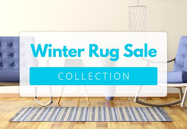 Winter Rug Sale