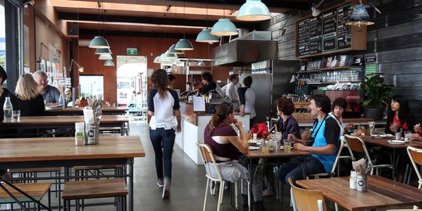Review: Food Truck Garage, CBD
