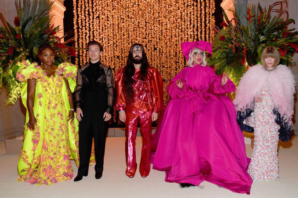 High Camp On The Red Carpet Inside The Met Gala 2019 Dress Code Viva