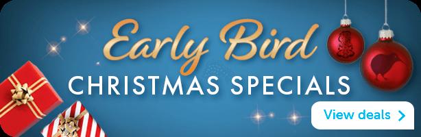 Early Bird Christmas