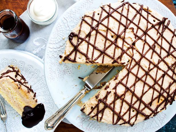 Decadent chocolate cake recipe nz