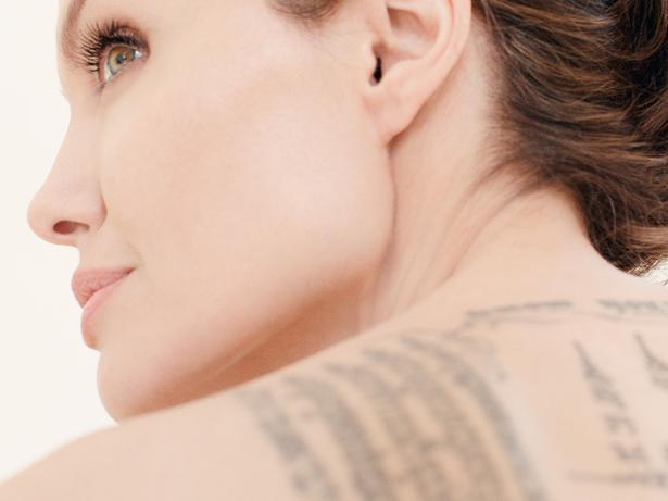 Angelina Jolie Is The Face Of New Mon Guerlain Fragrance Viva