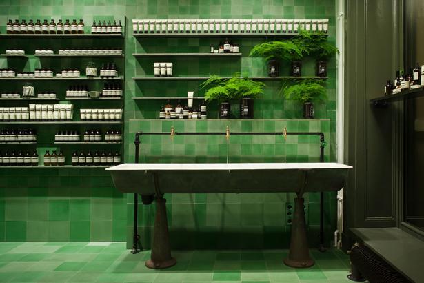 aesop opening in auckland viva. Black Bedroom Furniture Sets. Home Design Ideas