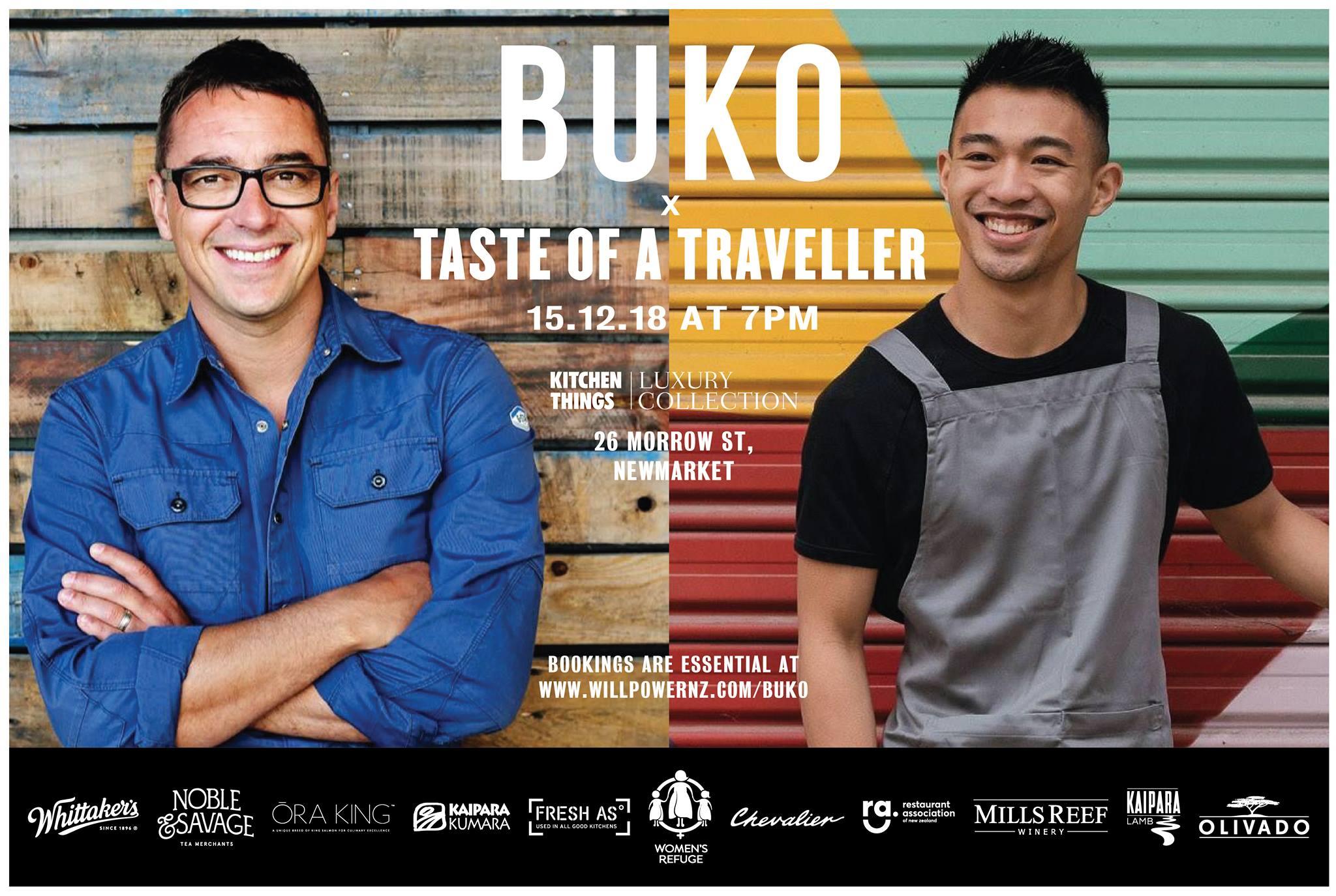 Buko - Pop Up Restaurant