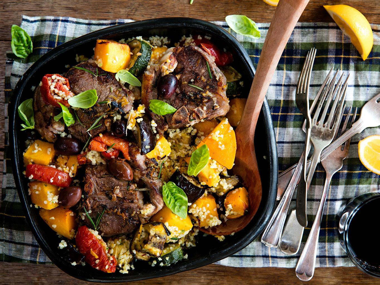 lamb loin chops recipe nz Lamb Loin Chops Recipe - Viva
