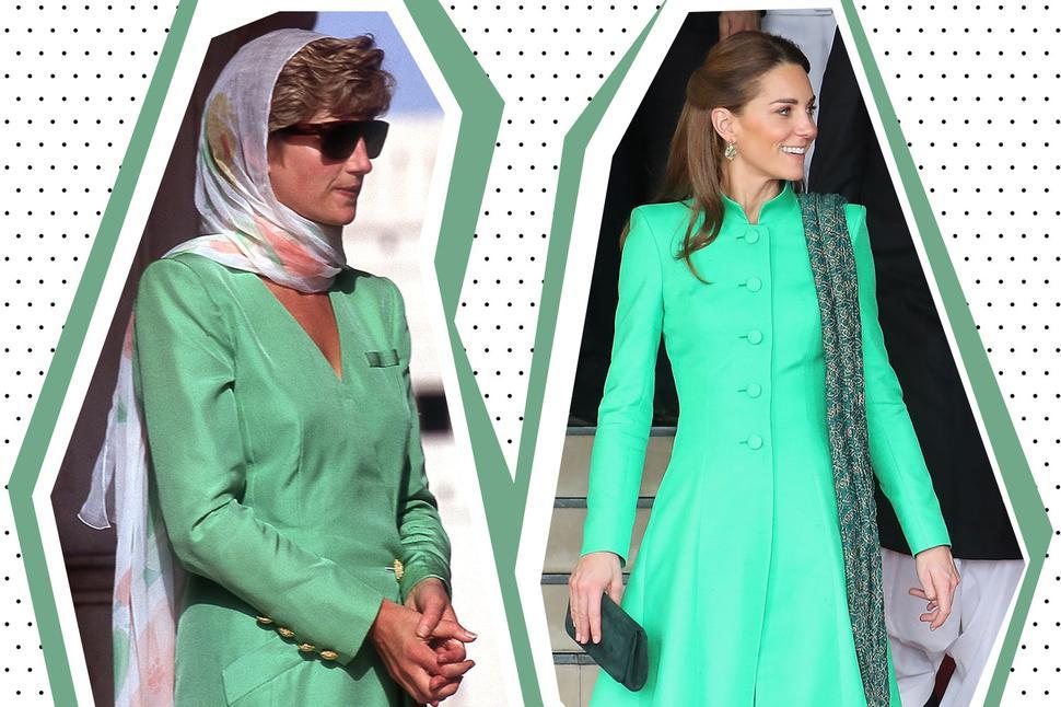 The Royal Designer Behind Kate Diana S Winning Diplomatic Wardrobes Viva